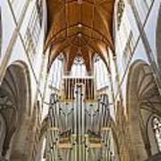 Wesel Organ Art Print