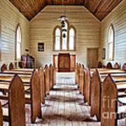 Wesleyan Methodist Church Art Print
