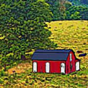 West Virginia Line Art Art Print