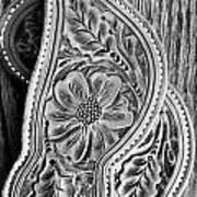 Western Details Art Print
