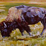 Western Icon Art Print