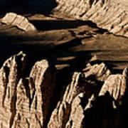 Western Tibet Geology Art Print