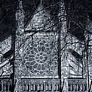Westminster Abbey North Transept Art Print