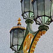 Westminster Bridge  Art Print