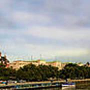 Westminster Panorama Art Print