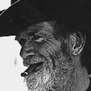 Westward Ho Homage 1935 Tombstone Slim Helldorado Days Tombstone Arizona 1968-2008 Art Print