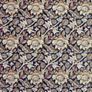 Wey Design Art Print by William Morris