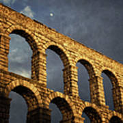 When In Segovia Art Print