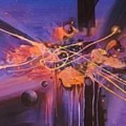 When Planets Align Art Print by Tom Shropshire
