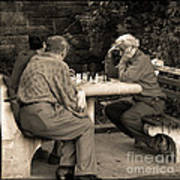 Where Is Bobby Fischer Art Print