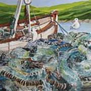Where-are-the-fish Art Print