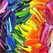 Whirlpool Art Print by Chris Butler