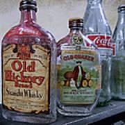 Whisky And Coke Art Print