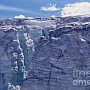 Whistler Glaciers Sc125-05 Art Print