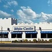 White Castle Print by Bruce Lennon