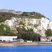 White Cliffs Of Dover Art Print