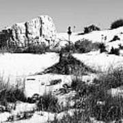 White Sands National Monument-127 Art Print