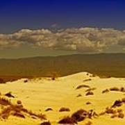 White Sands New Mexico Art Print
