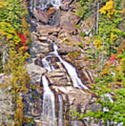Whitewater Falls Vertical Art Print