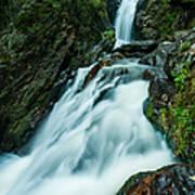 Waterfall - Whiting Downrush Art Print