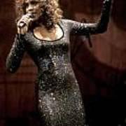Whitney Houston Art Print