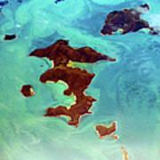 Whitsunday Islands Art Print