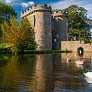 Whittington Castle Art Print