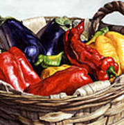 Who Wants To Blister The Peppers Art Print