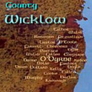 Wicklow Families Art Print