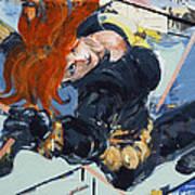 Widow #1 Art Print