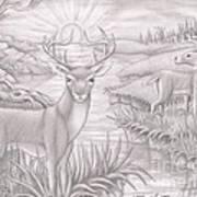 Wight Tale Art Print