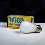 Wiko Enlarger Lamp Art Print