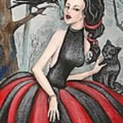 Wild Cherry Art Print