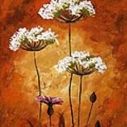Wild Flowers 041 Art Print