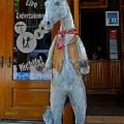 Wild Horse Saloon Art Print