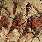Wild Horses - Cave Art Art Print