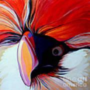 Wild Thang Art Print
