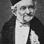 Wilhelm Eduard Weber (1804-1891) Art Print