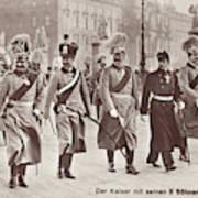 Wilhelm II & Sons Art Print