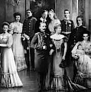Wilhelm II (1859-1941) Art Print