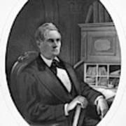William Almon Wheeler (1819-1887) Art Print
