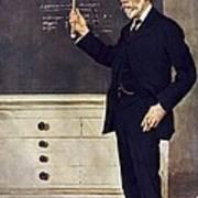 William Ramsay, Scottish Chemist Art Print by Science Photo Library