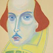 William Shakespeare Art Print