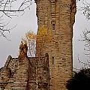 William Wallace Monument Scotland Art Print