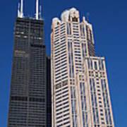 Willis Tower Chicago Art Print