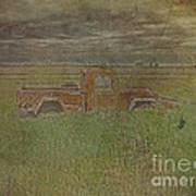 Willys Jeep 1952 Art Print