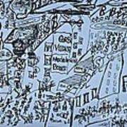 Wind Of Change 2014. Poezja I Sztuka Jest Wspolnym Jezykiem Swiata  Art Print