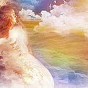 Wind Of His Glory Art Print by Jennifer Page