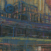 Wind Sock Art Print by Donald Maier
