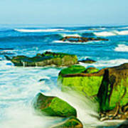 Windansea Beach 4 Art Print